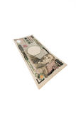 Japanese yen notes. Stock Photography