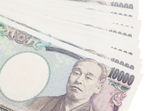 Japanese yen Stock Photography