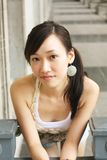 Japanese Youth. On Trendy and Stylish Fashion Royalty Free Stock Photos