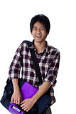 Japanese youth. Photograph of Japanese male teen Royalty Free Stock Image