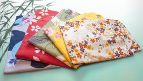 Japanese Yukata (Casual Summer Robe) Royalty Free Stock Photo