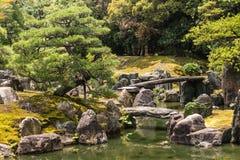 Japanese zen garden Stock Photography
