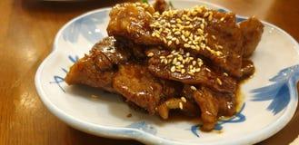 Japaness食物 免版税库存图片