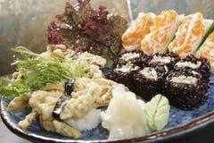japaness för 001 mat Royaltyfri Bild