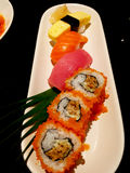 Japaness mat Arkivbild