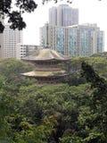 Japanesse świątynia zdjęcia royalty free