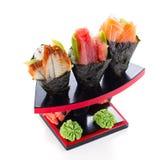 Japanesse cuisine. Sushi. Stock Image