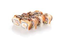 Japanesse cuisine. Sushi. Royalty Free Stock Photography