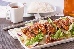 Japanesse food Stock Image