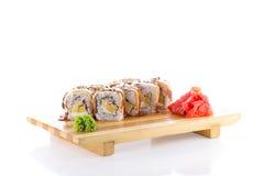 Japanesse-Küche Sushi Lizenzfreies Stockbild