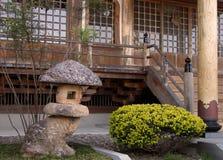 Japanische Architektur stockfoto