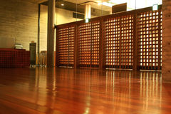 Japanische Architektur stockfotos