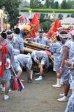 Japanische Festivals Stockbilder