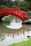 Japanische Gärten stockfotos