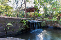 Japanische Gärten am Stadtzoo Fabio Barreto Ribeirão Preto Sao Stockbilder