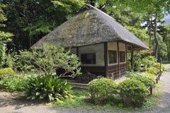 Japanische Hütte lizenzfreies stockfoto
