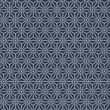 Japanische HexagonSternchen-Vereinbarung Lizenzfreies Stockbild