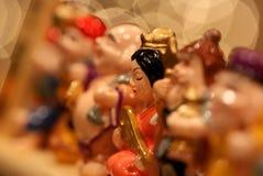 Japanische Idole stockfoto