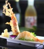 Japanische Küche Stockfoto