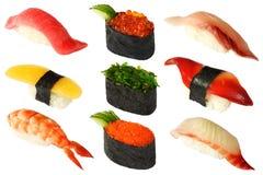 Japanische Küche Lizenzfreies Stockfoto