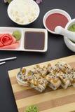 Japanische Küche Sushi Stockbilder