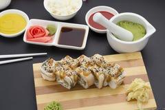Japanische Küche Sushi Stockfotografie