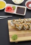 Japanische Küche Sushi Lizenzfreie Stockbilder