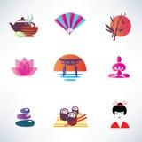 Japanische Kultur Stockfoto