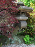 Japanische Laterne lizenzfreies stockfoto