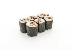 japanische Lebensmittelart Aal maki Sushi Stockfoto