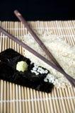 Japanische Lebensmittelinhaltsstoffe Stockbild