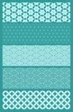 Japanische Muster Lizenzfreie Stockbilder