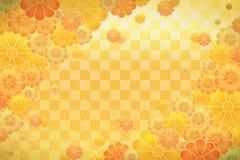 Japanische Muster Stockfotografie