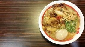 Japanische Nahrung Stockfotografie