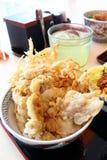 Japanische Nahrung in der Schüssel Stockfoto
