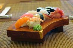 Japanische Nahrung, kabuki Stockbild