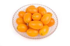 Japanische Orange stockfotos