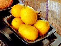 Japanische Orangen Stockbilder