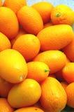 Japanische Orangen Lizenzfreie Stockfotografie