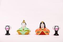 Japanische Puppe Stockbilder