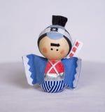 Japanische Puppe Stockbild
