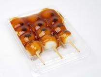 Japanische Reiskugeln lizenzfreies stockbild