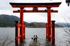 Japanische Schreine lizenzfreie stockfotos