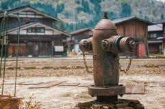 Japanische Straßen Stockfotografie
