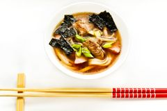 Japanische Suppe Stockbilder
