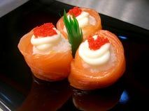 Japanische Sushi Lizenzfreies Stockbild