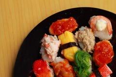 Japanische Sushi Lizenzfreie Stockfotografie