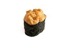 Japanische Sushigewürzmeeresfrüchte Stockfoto