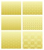 Japanische traditionelle Muster Lizenzfreie Stockfotografie