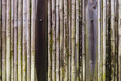 Japanischer Bambuszaun Stockfotos